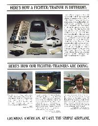 Grumman adverts 1970s