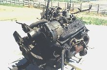 Chev 262 motor before rebuild - nasty!