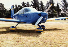 AA1B - ZS VYI with 150hp Lycoming